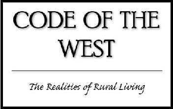 Code of the West Download Now The Realities of Rural Living